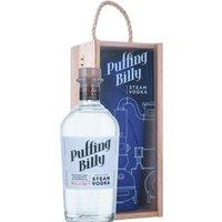 The Borders Distillery Puffing Billy Steam Vodka   - Vodka