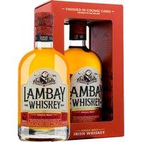 Lambay Whiskey Single Malt Irish Whiskey in Gp   – Whisky, Irland, trocken, 0,7l