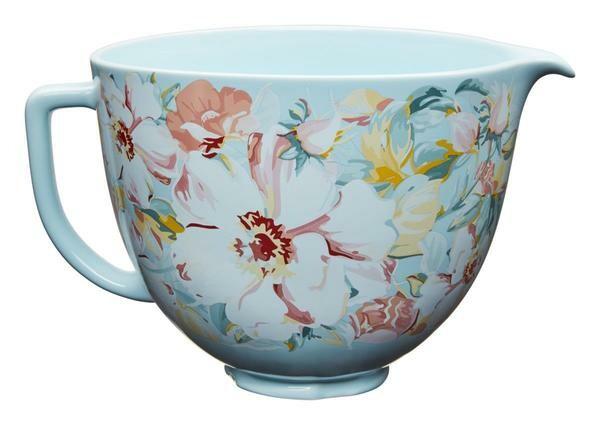 KitchenAid Keramikschüssel 4,83l White Gardenia