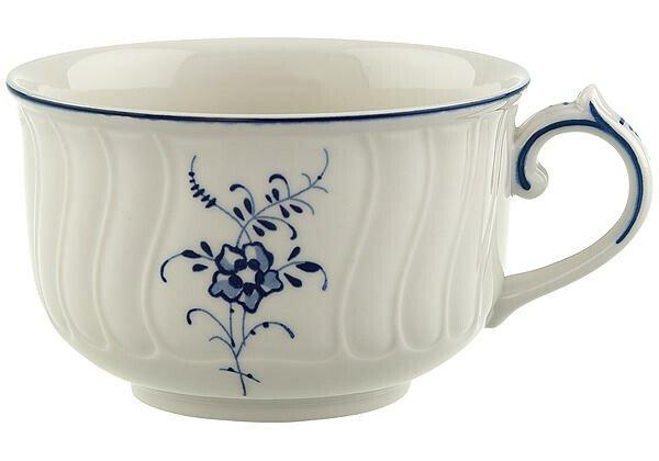 Villeroy & Boch Teetasse 200 ml Blütenzweige rund Alt Luxemburg