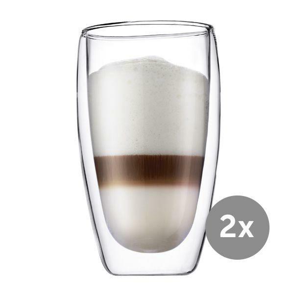 Bodum Latte-Macchiato-Glas 0