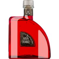 Tequila Aha Toro Añejo   - Tequila & Mezcal