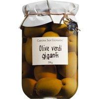 Cascina San Giovanni Olive verdi giganti – Grüne Riesenoliven mi…, Italien, 200g
