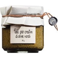 Cascina San Giovanni Paté per crostini di olive verdi – Grüne O…, Italien, 0.0800 kg