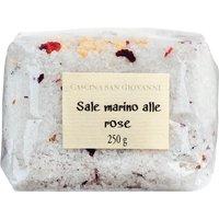 Cascina San Giovanni Sale marino alle rose – Meersalz mit Rose   …, Italien, 250g