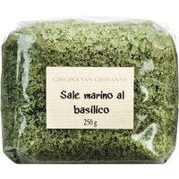 Cascina San Giovanni Sale marino al basilico – Meersalz mit Basil…, Italien, 0.2500 kg