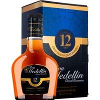 Ron Medellin Gran Reserva Añejamiento Natural Rum 12 Jahre in Gp…, Kolumbien, trocken, 0,7l