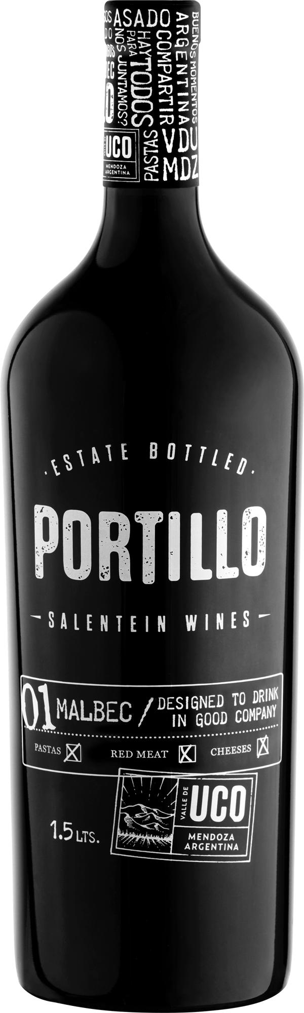 5L 2018 - Rotwein - Bodega El Portillo