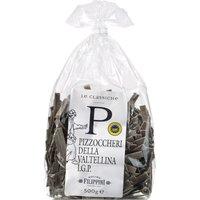 Molino Filippini Pizzoccheri della Valtellina Igp Kurze Pasta mit…, Italien, 0.5000 kg