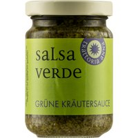 "Trattoria Anna ""Salsa Verde"" Grüne Kräutersauce 130g   – Saucen…, Italien, 130g"