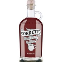 Marzadro Corretto – Kaffeelikör auf Grappa Basis   – Likör, Italien, trocken, 0,7l