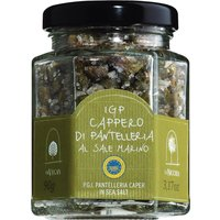 La Nicchia Igp Cappero di Pantelleria al sale marino – Kapern in …, Italien, 90g