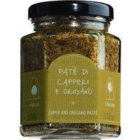 La Nicchia Paté di capperi e origano – Kapernpesto mit Oregano 1…, Italien, 0.1000 kg