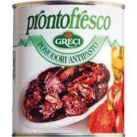 Greci Pomodori antipasto – Getrocknete Tomaten mit Kräutern in O…, Italien, 0.5000 kg