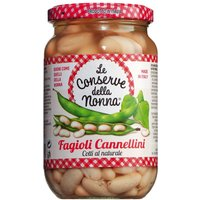 Le Conserve della Nonna Fagioli Cannellini – Cannellini-Bohnen in…, Italien, 0.3600 kg