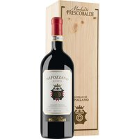 Frescobaldi Nipozzano Riserva Rosso G 1,5L  in Ohk 2017 – Rotwein, Italien, trocken, 0,5l