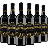 6er Aktion Don Campiere Appassimento 2019 – Weinpakete – Barbanera, Italien, trocken, 4.5000 l