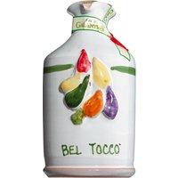 Frantoio Galantino Bel Tocco – Olivenöl mit Kräutern im Tonkrug…, Italien, 0.2500 l