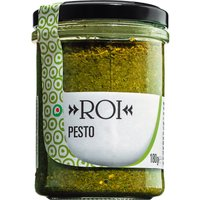 Roi Pesto – Basilikumpesto 180g   – Saucen, Pesto & Chutneys – Ol…, Italien, 0.1800 kg