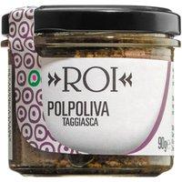 Roi Polpoliva Taggiasca – Schwarze Olivencreme 90g   – Saucen, Pe…, Italien, 0.0900 kg