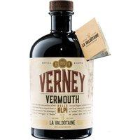 La Valdotaine Vermouth Verney    – Wermut, Italien, trocken, 1l