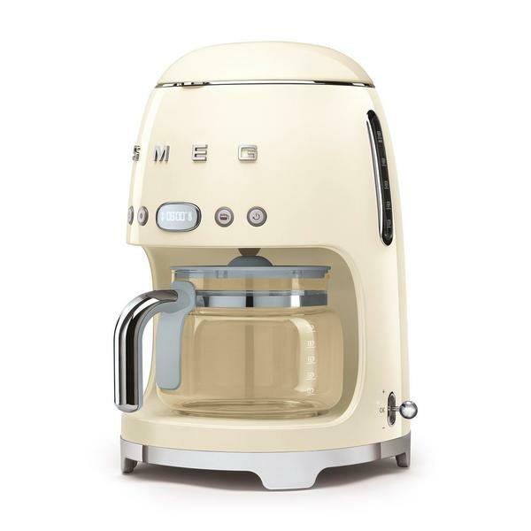 smeg Filter-Kaffeemaschine 50's Style creme