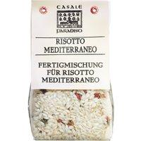 Casale Paradiso Risotto Mediterraneo – Fertigmischung für Risott…, Italien, 0.3000 kg