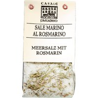 Casale Paradiso Sale Marino al Rosmarino – Meersalz mit Rosmarin …, Italien, 0.2000 kg