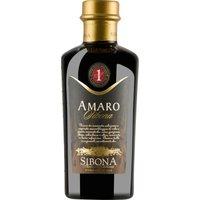 Sibona Antica Distilleria Amaro   – Bitter, Italien, trocken, 0,5l