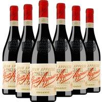 6er Aktion Gran Appasso Organic Zinfandel 2019 - Weinpakete - Fem...