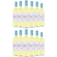 12er Sparpaket Appasso Bianco Lazio Igp   – Weinpakete – Femar Vini, Italien, trocken, 9l
