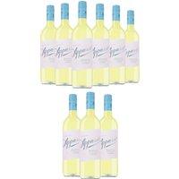 9er Aktionspaket Appasso Bianco Lazio Igp   – Weinpakete – Femar Vini, Italien, trocken, 6.7500 l