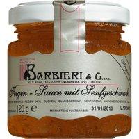 Barbieri & C. Feigen-Sauce mit Senfgeschmack 106ml   – Saucen, Pe…, Italien, 0.1060 l