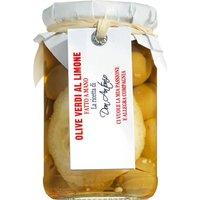 Don Antonio Olive verdi al Limone fatto a mano – Grüne Oliven mi…, Italien, 0.2800 kg