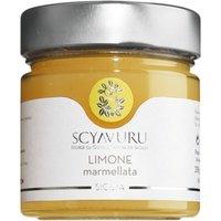 Scyavuru Limone marmellata – Zitronenmarmelade 250g   – Konfitür…, Italien, 0.2500 kg