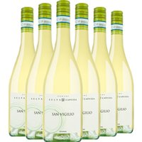6er Weinpaket Selva Capuzza Lugana San Vigilio 2020 – Weinpakete, Italien, trocken, 4.5000 l