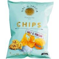 Sal de Ibiza Chips Salt & Vinegar 125g   – Süßes & Salziges, Spanien, 125g