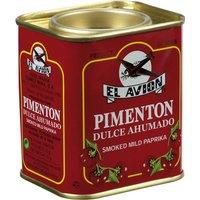 El Avión Pimenton Dulce Ahumado süßes, geräuchertes Paprikapu…, Spanien, 0.0750 kg