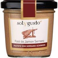 Sol y Gusto Paté de Jamón Serrano Pastete vom Iberico Serrano S…, Spanien, 0.1000 kg
