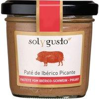 Sol y Gusto Paté de cedro Ibérico Picante Pastete vom Iberico S...