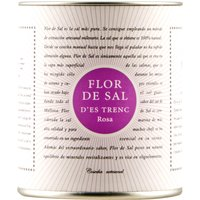 Flor de Sal d'Es Trenc Rosa natürliches Meersalz   – Gewürze, Spanien, 150g