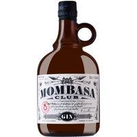 Mombasa Club Gin London Dry   – Gin, England, trocken, 0,7l