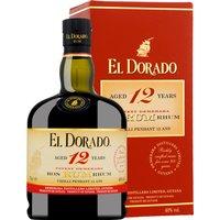 El Dorado Rum 12 Jahre in Gp   - Rum - Demerara Distillers