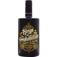 Kings of Prohibition Al Capone Cabernet Shiraz   - Rotwein