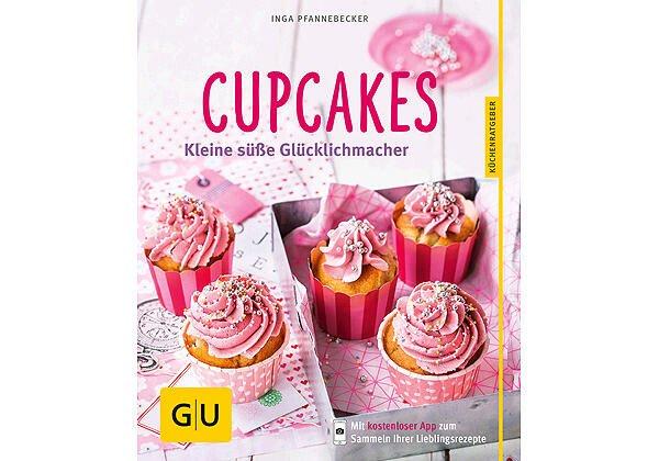 Gräfe und Unzer Buch: Cupcakes Küchenratgeber