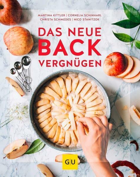 Gräfe und Unzer Buch: Das neue Backvergnügen
