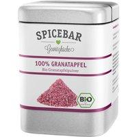 Spicebar 100% Granatapfel, Pulver, bio 60g   – Gewürze, Deutschland, 60g