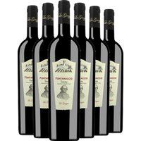 6er Aktion La Greggia Fontanaccio Rosso Toscano 2016 – Weinpakete, Italien, trocken, 4.5000 l