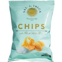 Sal de Ibiza Chips a la Flor de Sal de Ibiza 45g   – Süßes & Sa…, Spanien, 45g