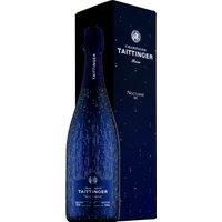 Champagner Taittinger Nocturne Sec City Lights in Gp   – Schaumwein, Frankreich, sec, 0,75l